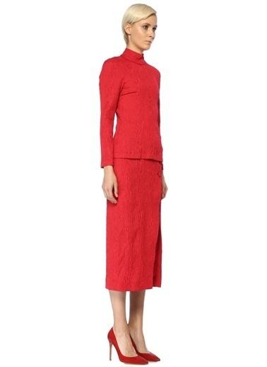 Alexa Chung for AG Bluz Kırmızı